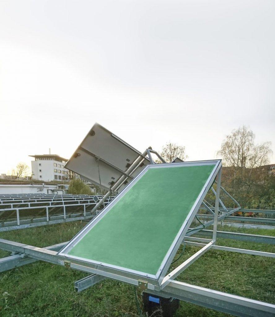 Biogas Panell