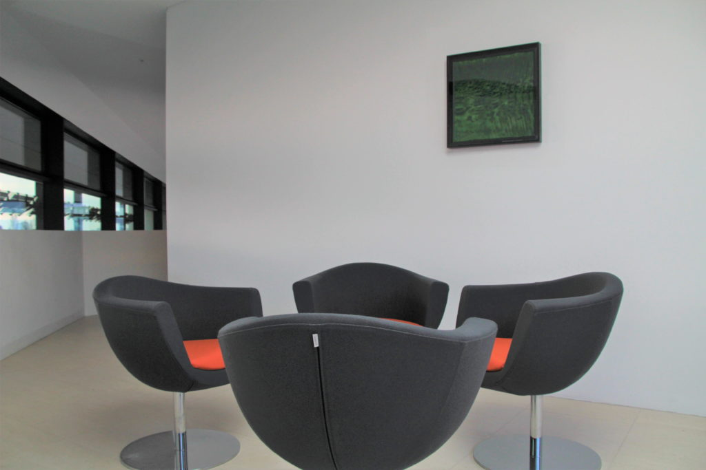 Alwe- Das Algenbild im Büro
